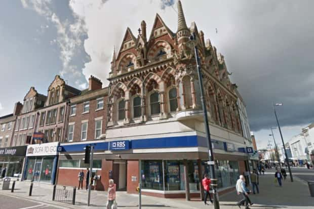 Sunderland and Durham branches of Royal Bank of Scotland to close